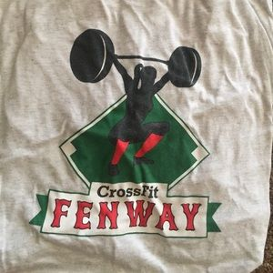 Other - Crossfit Fenway shirt